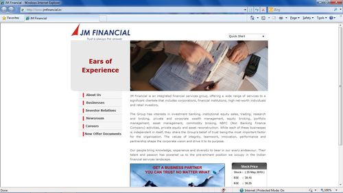 Jm-financial-in